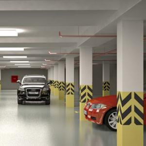 Автостоянки, паркинги Оленегорска