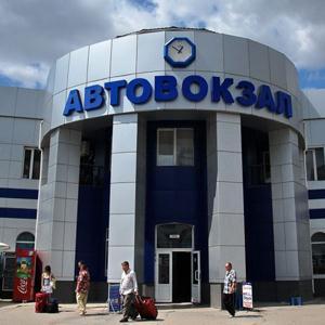 Автовокзалы Оленегорска