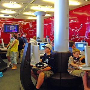 Интернет-кафе Оленегорска
