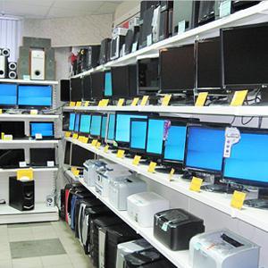 Компьютерные магазины Оленегорска