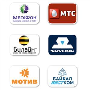 Операторы сотовой связи Оленегорска