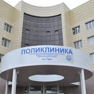 Поликлиники Оленегорска
