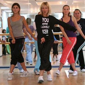Школы танцев Оленегорска