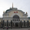 Железнодорожные вокзалы в Оленегорске