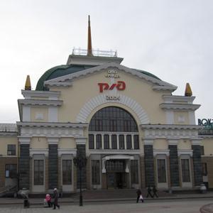 Железнодорожные вокзалы Оленегорска